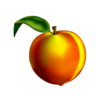Peach Logo for MJ's Kitchen