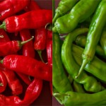 New Mexico red and green chile peppers | mjskitchen.com