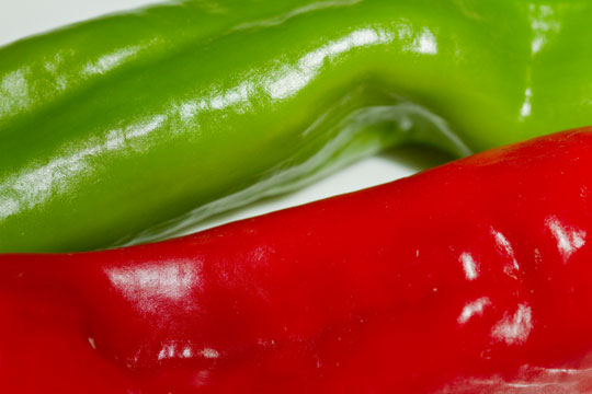 New Mexico red and green chile mjskitchen.com