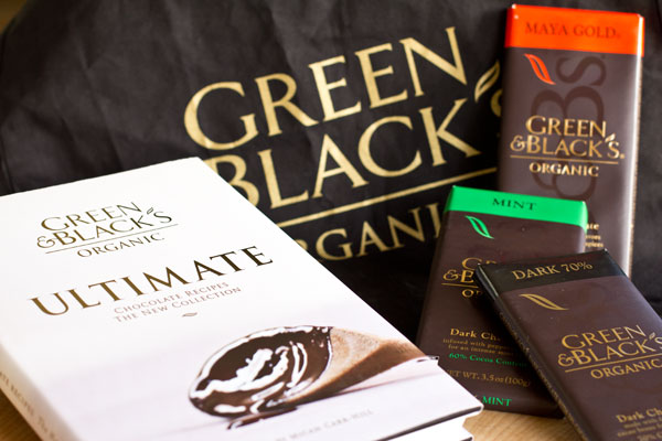 Chocolates from Green&Black's