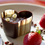 Chocolate Pot or Chocolate de Creme