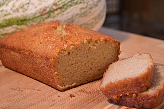 Cushaw Quick Bread