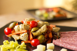 An easy antipasto can be made using a lot of what you already have in the pantry and refrigerator. mjskitchen.com