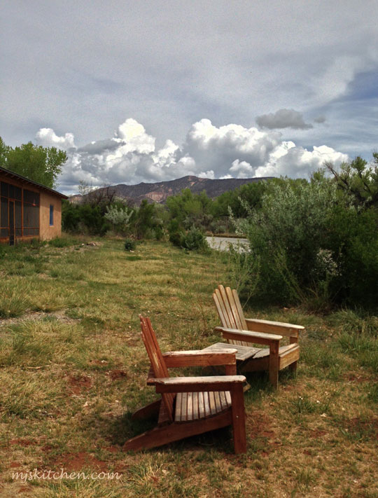 Rent a vacation home in Abiquiu, NM and enjoyed the beautiful views and peaceful retreat. mjskitchen.com @MJsKitchen