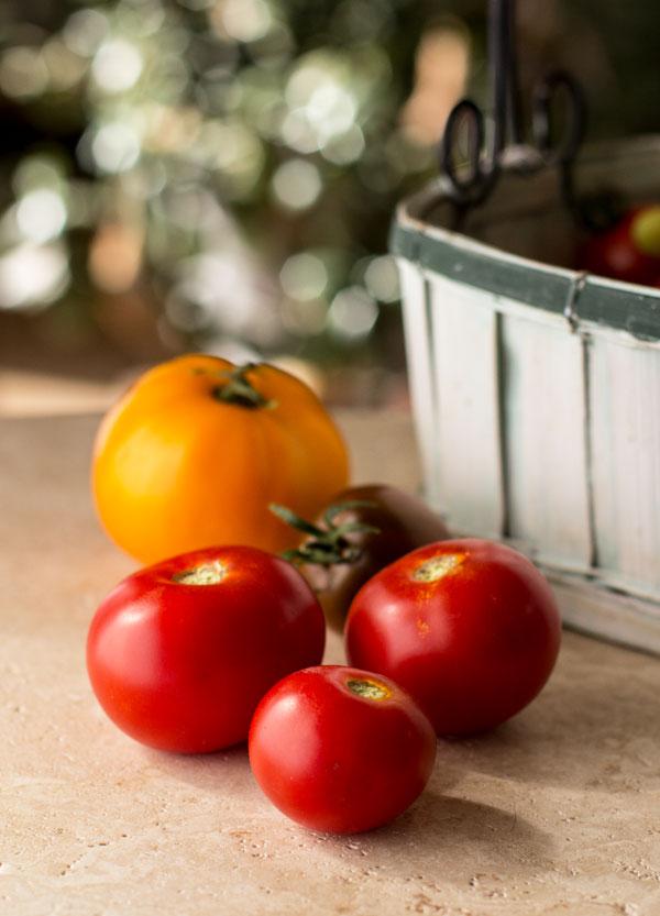 Heirloom Tomatoes | mjskitchen.com
