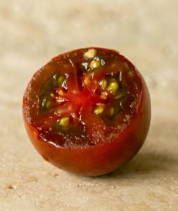 Black Prince Heirloom Tomato | mjskitchen.com