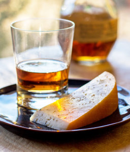 Cheese Pairings - Bourbon and Leyden| mjskitchen.com