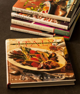 Five of the Vegetarian Table Cookbook Series | mjskitchen.com