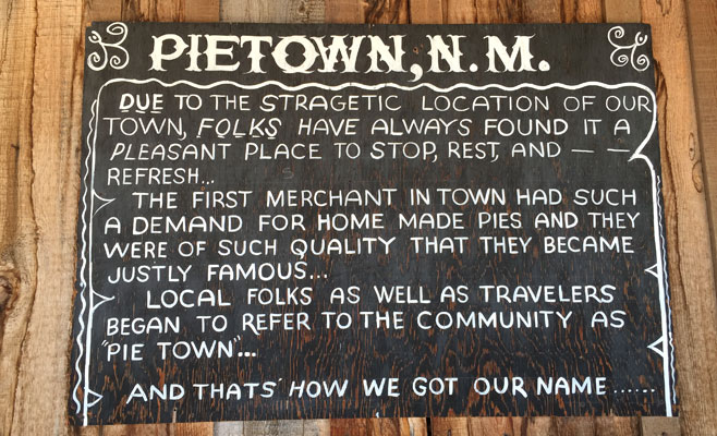 Pie Town, New Mexico | mjskitchen.com
