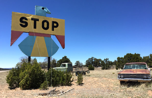 Stop for pie in Pie Town, New Mexico | mjskitchen.com