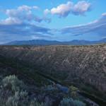The Rio Grande in northern New Mexico | mjskitchen.com