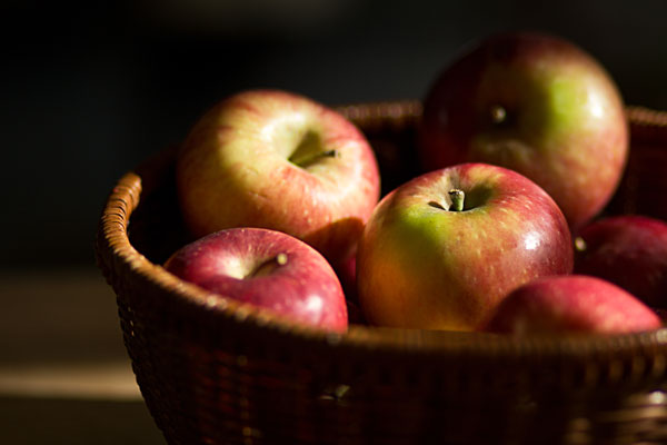 Fall apples from northern New Mexico | mjskitchen.com