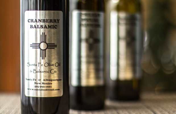 Cranberry Balsamic from the Santa Fe Olive Oil & Balsamic Company | mjskitchen.com