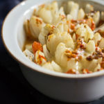 A healthier version of the blooming onion - Baked blooming onion with Hatch chile and cheese   mjskitchen.com