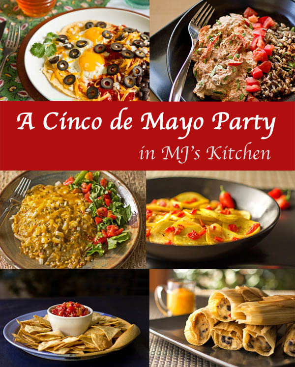 Spicy Cinco de Mayo recipes for your Cinco de Mayo Party #cincodemayo #chile #mexican @mjskitchen